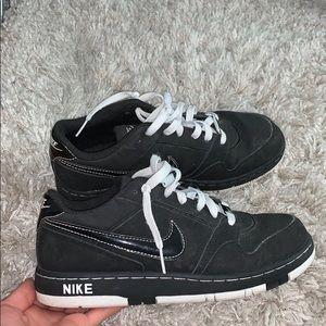 Vintage Nike Air Force ones